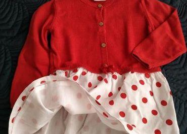 Balík oblečenia pre dievča vel. 80