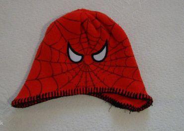 Chlapčenská zimná čiapka Marvel-110/116