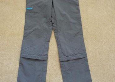 Dievčenské outdoorové nohavice veľ. 146/152