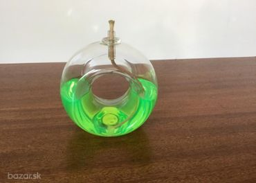 Koleso- olejová lampa