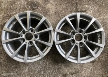 ALU 16 BMW ORIGINAL 5x120 7x16 ET31 2ks (ID:1003143)