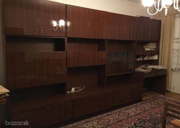 Obývačkova stena nábytok skrine