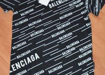 panske tričko Balenciaga
