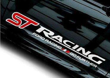 FORD ST RACING - NÁLEPKY  SET 2 KS
