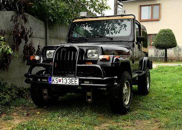 Predam Jeep Wrangler YJ /ZMENENÁ CENA