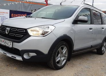 DACIA LODGY 1.5 DCI STEPWAY OUTDOOR 7M