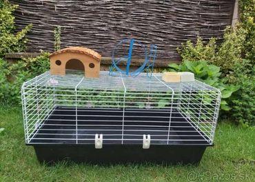 Veľká klietka pre zajačika,morča,ježka