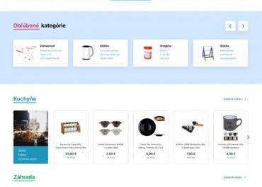 Tvorba web stranok, E-shopov, portalov