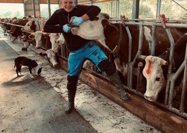 Zootechnik/ vedúci farmy