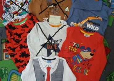 Predám oblečenie jeseň/zima pre chlapca 68-86