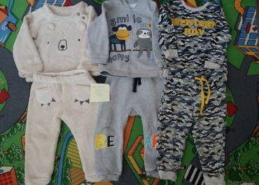 Predám rôzne oblečenie jeseň/zima pre chlapca 56-86