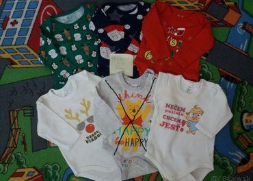 Predám rôzne oblečenie jeseň/zima pre chlapca 56-68