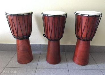 Djembe bongo Bubon NOVÉ výška 50cm