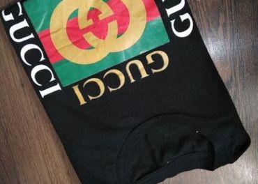 tričko gucci