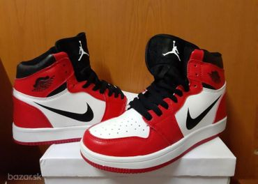 Boty Nike Jordan
