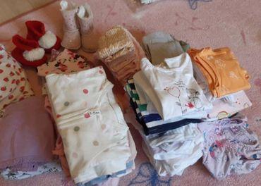 predám balík oblečenia pre dievčatko