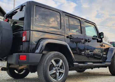 Jeep Wrangler 2,8 Turbo CRD HardTop/SoftTop=Cabrio Sahara Unlimited Max=Garant.97TKM✔️