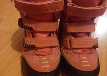 Detské zimné topánky veľ. 25