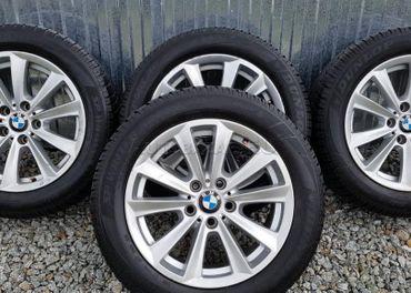 ORIGINÁL BMW 5  17 ZIMA KOMPLET