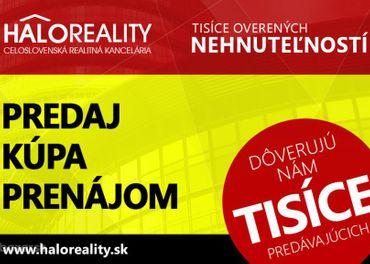 HALO reality - Kúpim chatu v okrese Zvolen