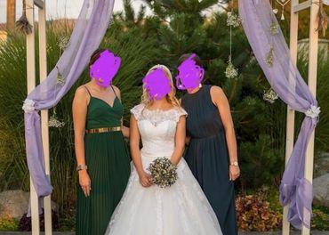 Slavobrana fotostena na svadbu