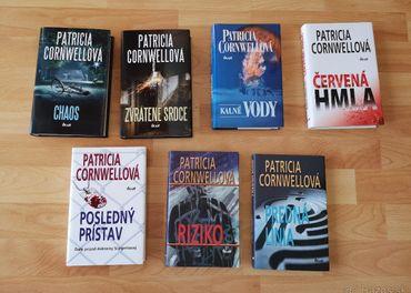 Predám knihy od Patricia Cornwellová