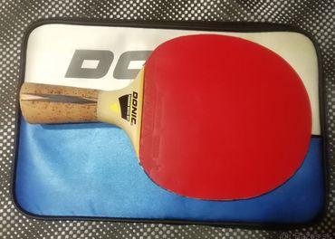 Predám raketu na stolny tenis (ping pong)