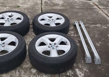 Predam 4ks-zimne BMW X5 19Aludisky+pneu GoodYear 255/50