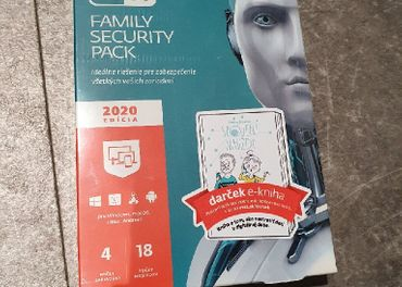 predám Eset Family Security Pack nerozbalené