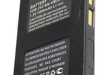 Jvc Battery pack BN-VM200U