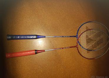 Predam badmintonove rakety