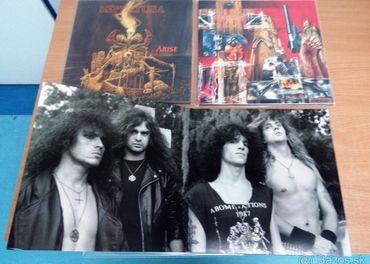 LP metal, rock 2