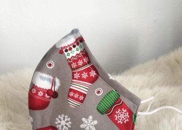 Vianočné rúško