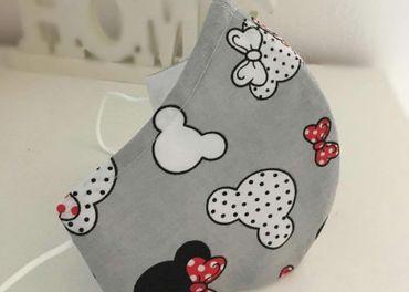 Mickey Mouse rúško