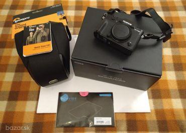 Fujifilm X-T30 + Fujinon XF 16-80 mm F4 + prísluš.