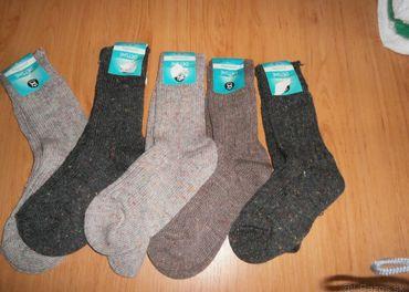 Detské teplé ponožky - nové veľ.20 , 21-22 a 22