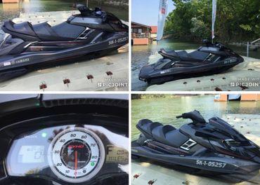 Vodný Skurer Yamaha svho