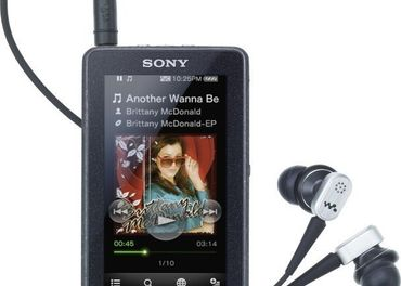 SONY NZW-X1050, High End player, Oled,Act noise cancelling