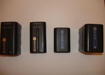 predám Sony baterie do kamery DCR -TRV a CCD TRV