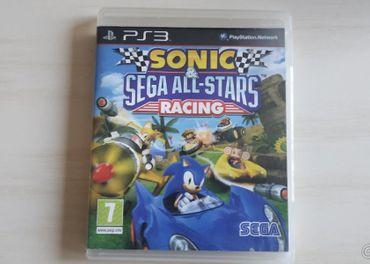 Sonic sega all stars racing (ps3)