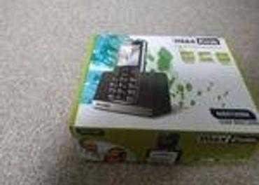 Bezdrotový telefón Maxcom MM720