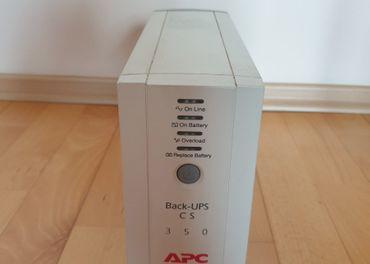 Záložný zdroj APC Back-UPS CS 350