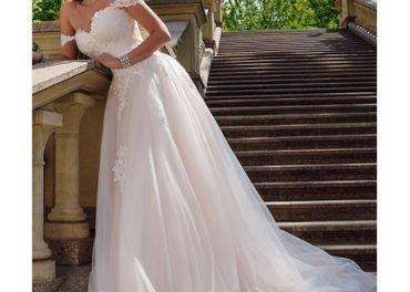 Svadobné šaty pre moletky