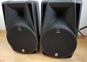 Db technologies Opera 610d