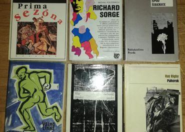 knihy - 19x romány o 2. svetovej vojne - SPOLU za 10€