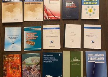 knihy ekonomicka univerzita
