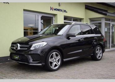 Mercedes-Benz GLE 350d AMG*DOVĚRY*H&K*ACC*VZDUCH