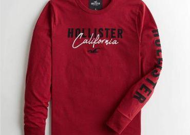 Pánske tričko Hollister - IHNEĎ K ODBERU