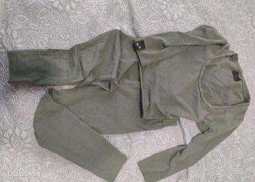 Kura collection skinny set khaki
