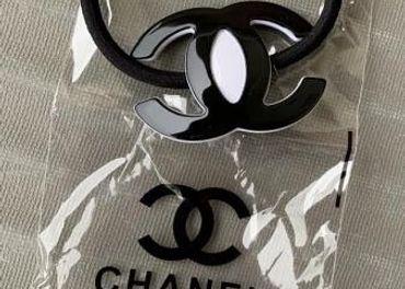 Gumička do vlasov Chanel - IHNEĎ K ODBERU